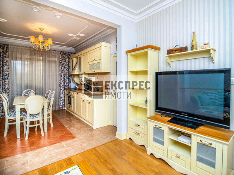 Обзаведен Двустаен апартамент