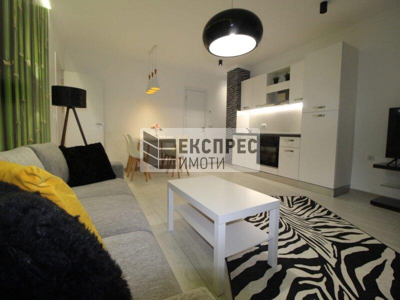 Обзаведен, нов Двустаен апартамент